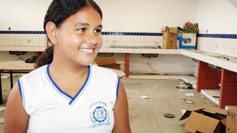 Governo dá início à reforma e ampliação do Colégio Estadual Augusto Franco