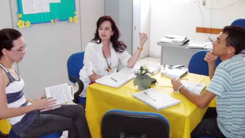Equipe Estadual do Formação pela Escola visita secretários municipais de Educação