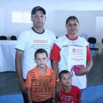 Pronese faz entrega de escrituras para agricultores em Itabi -