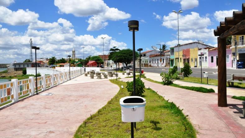 Sergipe Cidades constrói cartão-postal às margens do Rio São Francisco
