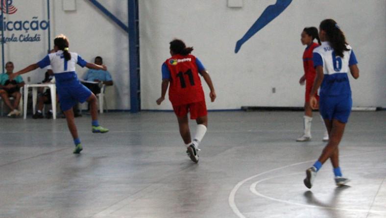 Atletas da rede estadual buscam bons resultados nos Jogos Escolares da TV Sergipe