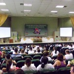 Adolescentes da Fundação Renascer participam como delegados em Conferência - Fotos: Ascom/Renascer