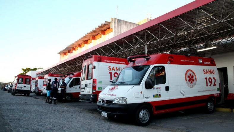 Samu disponibiliza macas extras para garantir rotatividade de viaturas