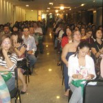 Representantes da Seed participam do IV Encontro Nacional de Fortalecimento dos Conselhos Escolares - Fotos: Ascom/Seed