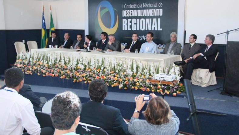 Sergipe realiza etapa estadual da I Conferência Nacional de Desenvolvimento Regional