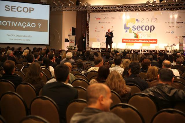 Produto sergipano é destaque em evento nacional de TI