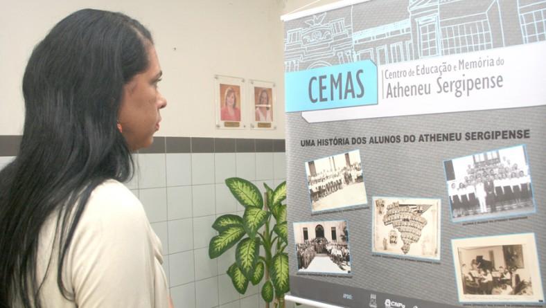 Seminário debate a memória do Colégio Atheneu Sergipense