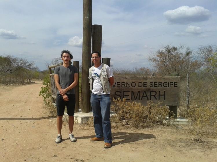 Monumento Natural Grota do Angico recebe pesquisadores internacionais