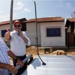 Jackson e Edvaldo inauguram obras estruturantes no Santa Maria e Coqueiral -