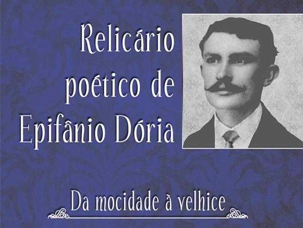 Editora Diário Oficial lança livro poético de Epifânio Dória