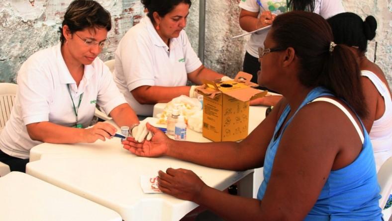 Saúde realiza ação no Dia Mundial de Luta contra a Hanseníase