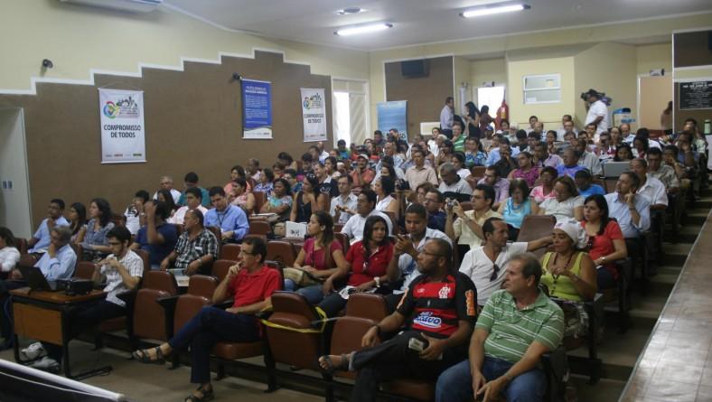 Secretário dá início a conferências de Meio Ambiente em Sergipe