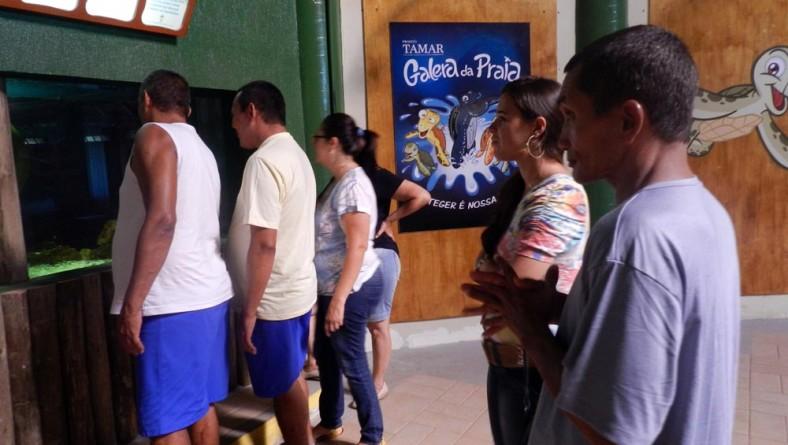Centro Educacional de Menores proporciona dia de lazer aos acolhidos