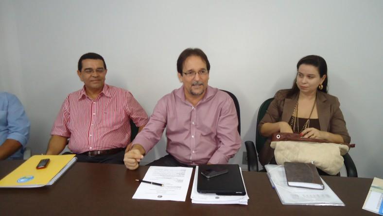 Secretário explica posição da Adema para membros do Comitê do Rio Sergipe