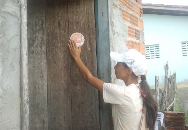 Brigada Itinerante contra dengue chega à Nossa Senhora das Dores