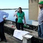 Secretário de Infraestrutura visita obra do Espaço Zé Peixe -