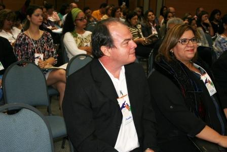 Diretoria da Fundação Hospitalar participa de Fórum de Recursos Humanos
