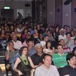 Projeto de música e poesia do Instituto Banese é realizado com sucesso - O projeto reuniu um grande público no Museu da Gente Sergipana / Fotos: Nucom/Instituto Banese