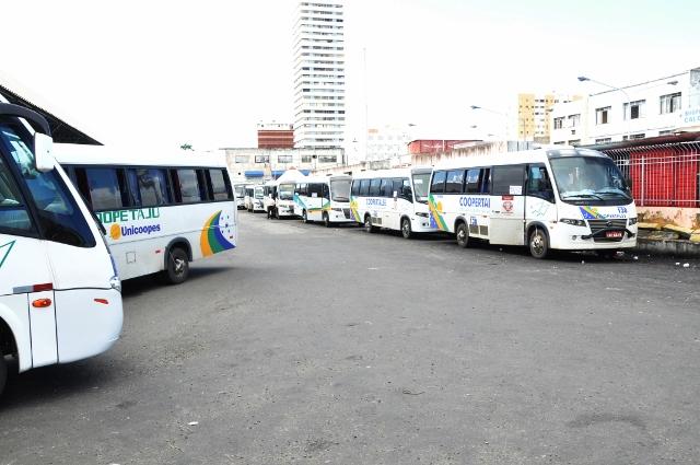 Com as festividades juninas, frota de veículos intermunicipais é ampliada