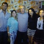 Jackson participa do Forró Caju e comenta sobre a saúde de Déda -