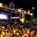 Jackson Barreto participa da festa de São Pedro em Estância - Fotos: Victor Ribeiro/ASN