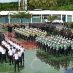 CONVITE  Solenidade de promoção de oficiais da PM com entrega de medalhas - Foto: Ascom/PM