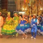 Apresentação de quadrilha junina encanta visitantes do Museu da Gente Sergipana - A quadrilha Pioneiros da Roça