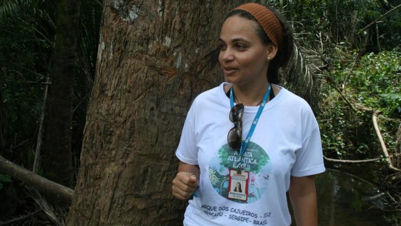 Técnicos da Semarh e pesquisadores da UFS fazem pesquisa na Mata do Cipó
