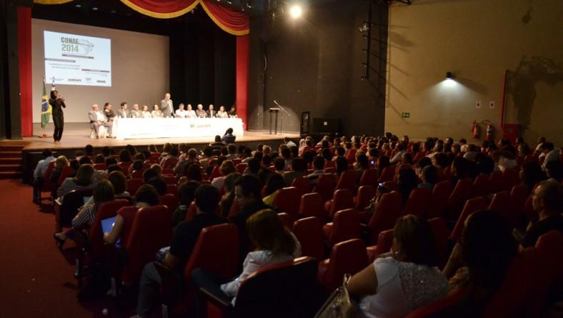 Conferência Nacional de Educação tem início na noite desta segunda-feira, 30