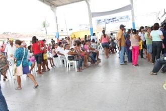 Ceac Móvel atende a população de Umbaúba