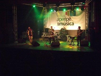 Festival Aperipê de Música revela novos talentos