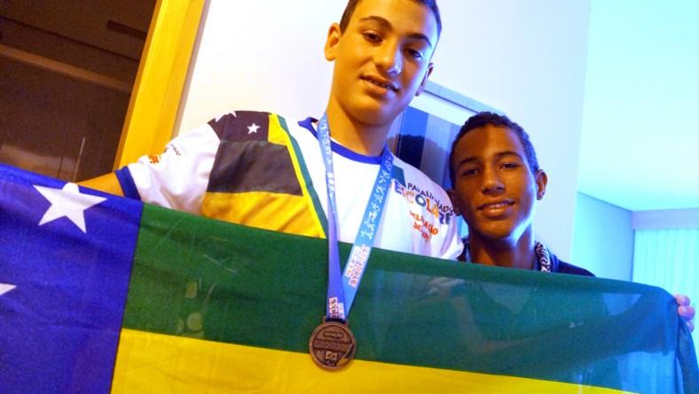 Delegação sergipana segue vencendo nas Paralimpíadas Escolares