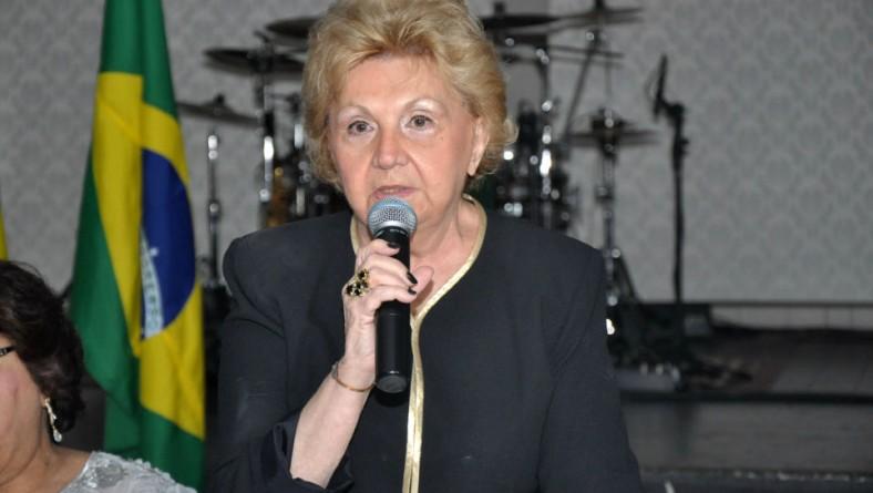 Secretária Eloisa Galdino representa o governador em comemoração do Women's Club SE