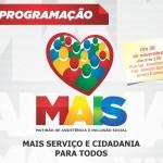 Governo promove Mutirão de Assistência e Inclusão Social no Santos Dumont - Arte: Secom