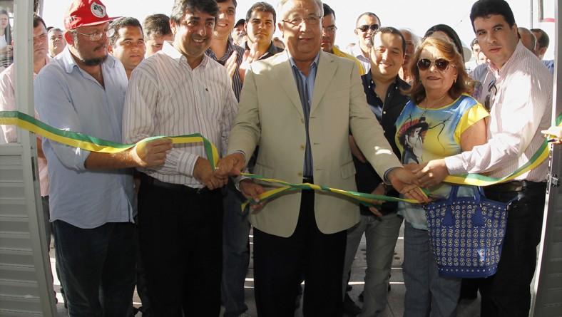 Jackson entrega 79ª Clínica de Saúde da Família em Gararu