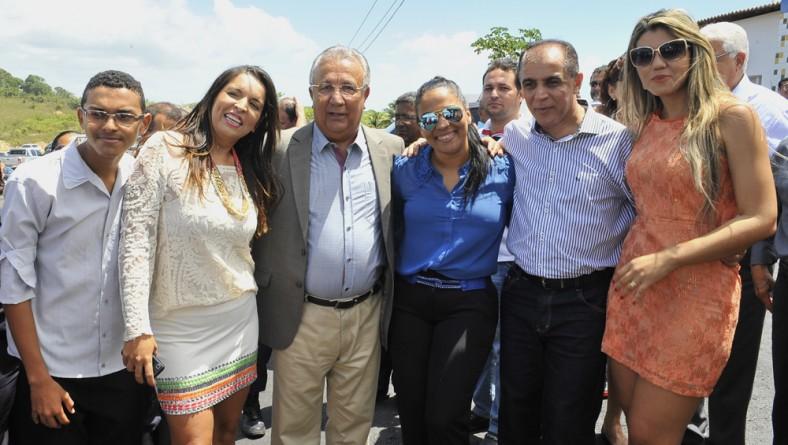 Jackson inaugura Unidade de Saúde no município de Maruim