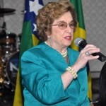 Secretária Eloisa Galdino representa o governador em comemoração do Women's Club SE - A fundadora do Women's Club Sergipe