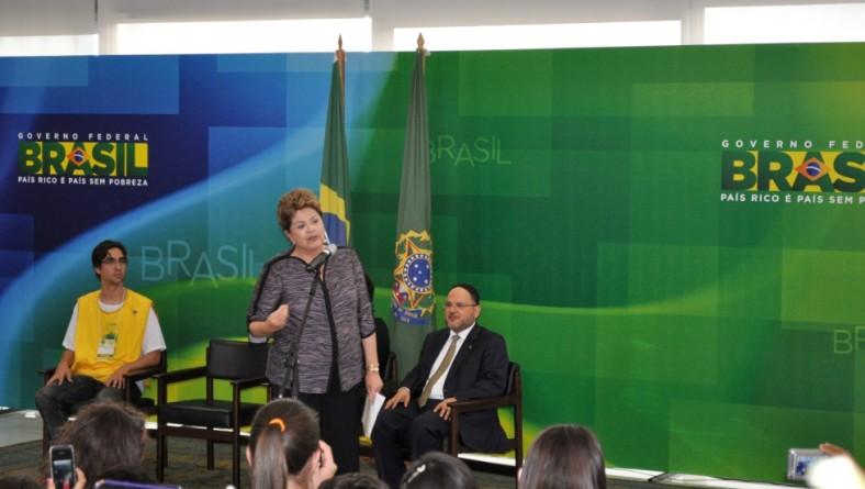 Delegação sergipana participa de encerramento da Conferência Infantojuvenil pelo Meio Ambiente