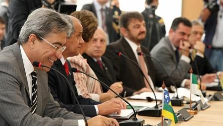 Fórum Governadores do NE, 2011