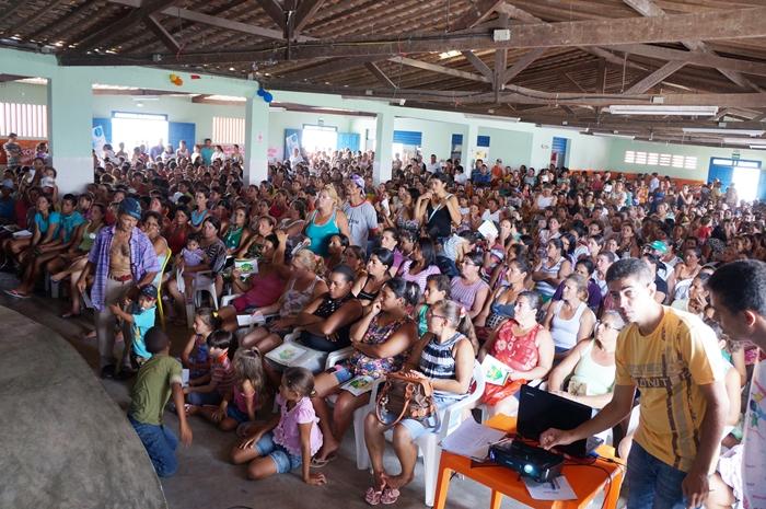 Seides realiza Encontro Intersetorial do Bolsa Família em Moita Bonita