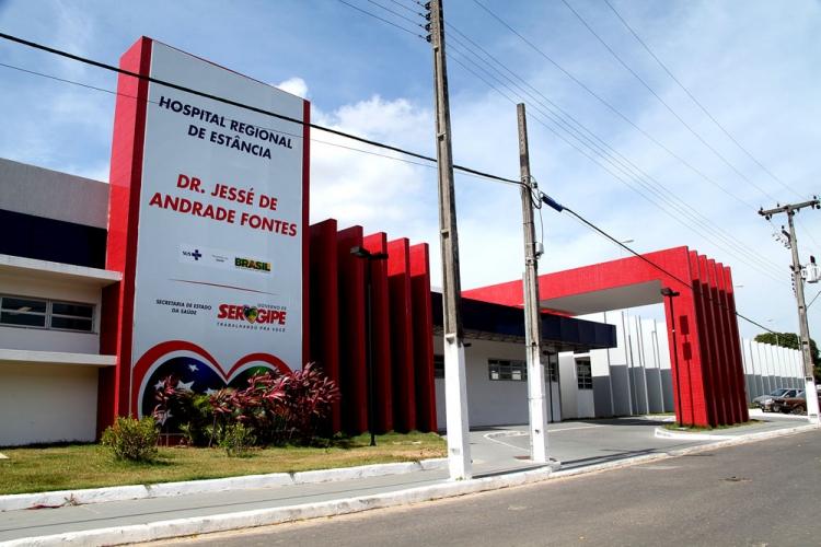 Hospital de Estância atendeu mais de 42 mil pacientes este ano