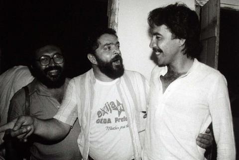 Professor Luiz Alberto: <i>in memorian</i>