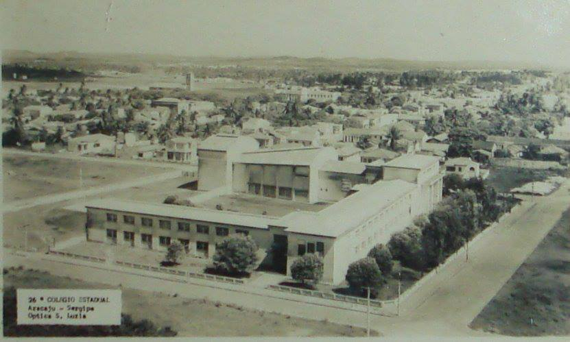 Colégio Atheneu, em Aracaju