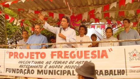 Aracaju, uma nova capital
