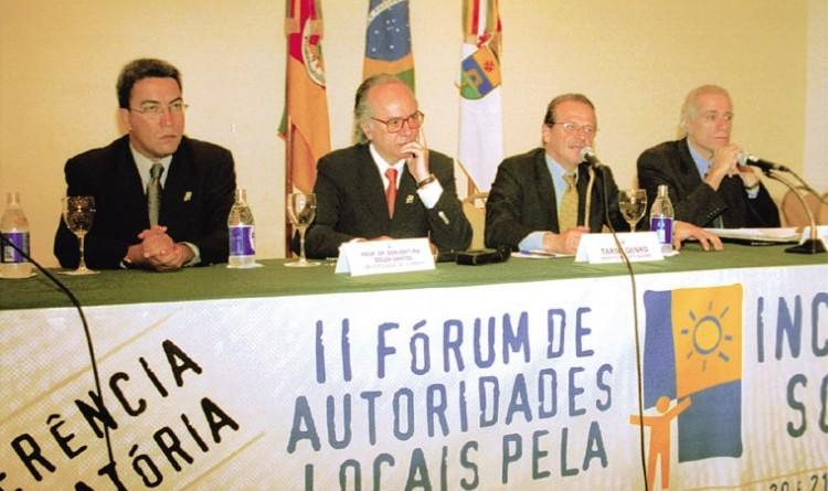 Arquivos da PMA 2001 a 2006 recuperados pelo IMD