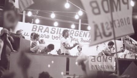 As Diretas e as origens do PT em Sergipe