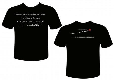 Camiseta IMD – t-shirt tamanho Médio