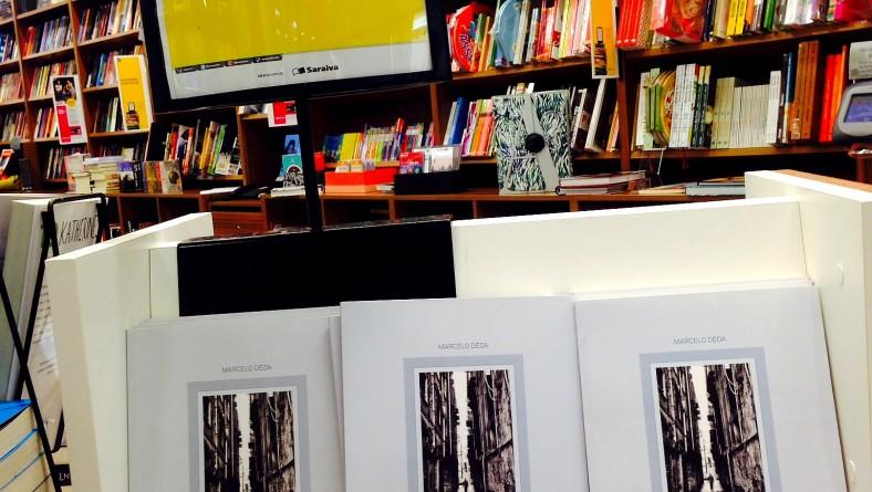 Livro relançado no Espaço Marcelo Déda, no MPE
