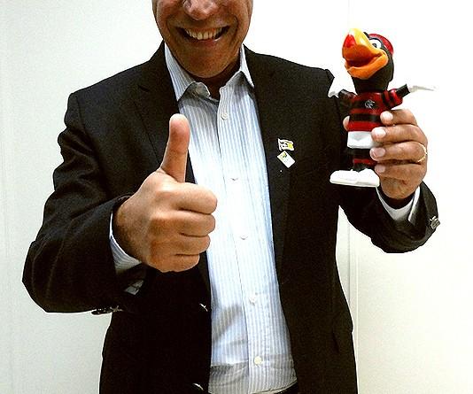 Flamengooooooo!