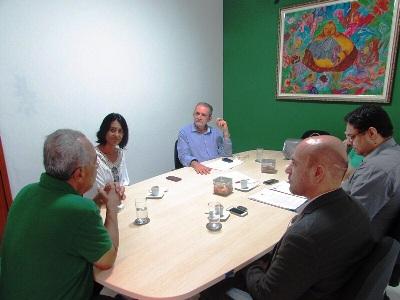Instituto Banese e Prefeitura de Aracaju definem construção de monumento para Marcelo Déda